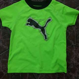 Puma set toddler clothes size 3T