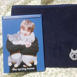 Kang Daniel The Spring Home Mirror