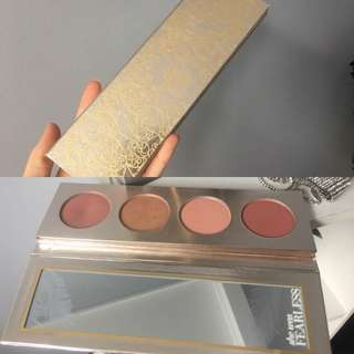Blush/Highlight Pallet