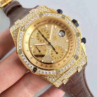 AP gold diamond