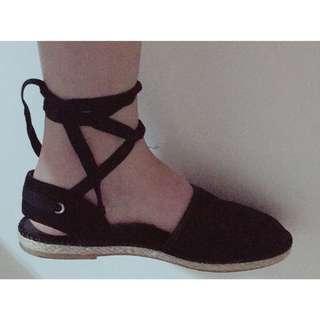 女鞋(可繞腳背)