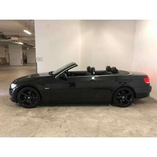 BMW 320i Convertible (UBER & GRAB Enabled)