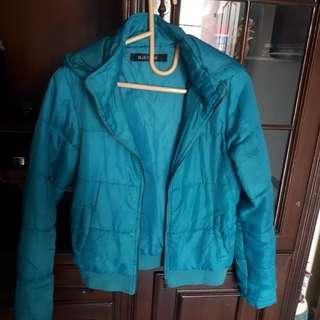 Jaket Parasut hoodie musim dingin