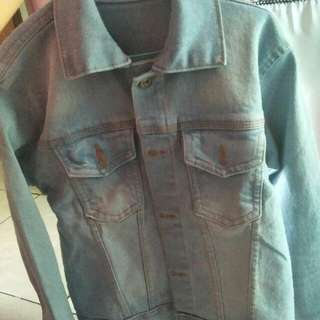 Jacket levis (jeans)