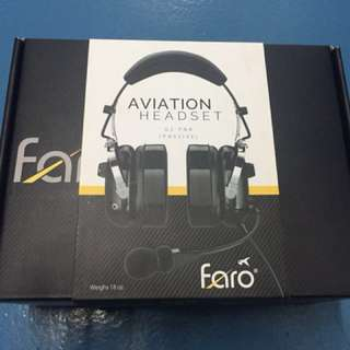 FARO G2 Aviation Headset