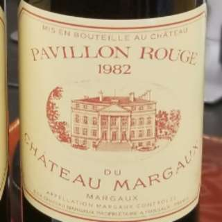 1982 Chateau Magarux Pavillon Rouge Red Wine 紅酒 Domaine Lafite Latour Mouton