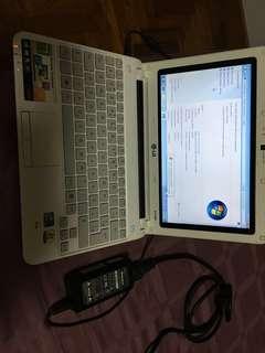 LG X140 Netbook with 2gB Rams, 320 HDD, 1.83GHz Atom CPU N470