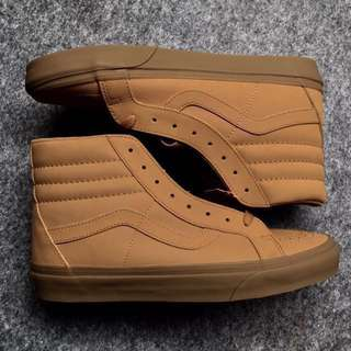 vans sk8 light gum original