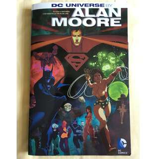 DC Universe by Alan Moore Trade Paperback