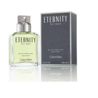 Calvin Klein Eternity Perfume 100ml