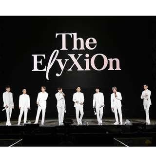 Elyxion EXO concert tix 4 SALE 7K each ticket