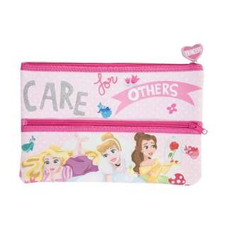 Multifunction Disney Princess Large Pencil/Makeup Case
