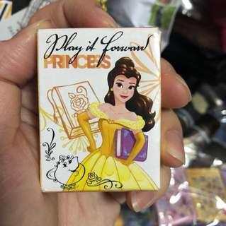 公主細貼紙