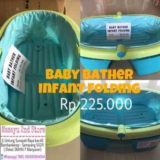 Baby Bather Infant Folding