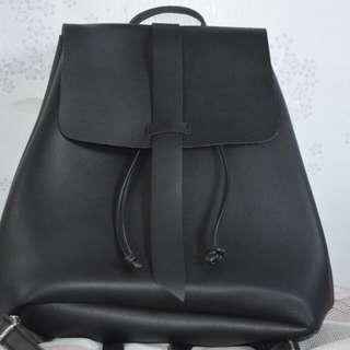 Parisian Faux Leather Bag 💓