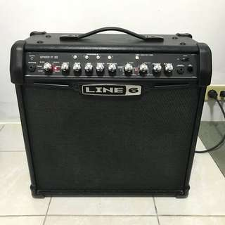 Line 6 Spider IV 30 Guitar Amplifier