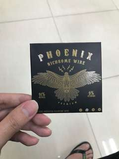 Phoenix Nichrome Wire Ni 91% Vape