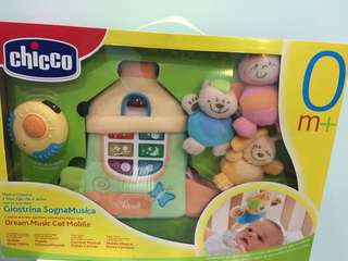 Music Cot Mobile - Chicco brand
