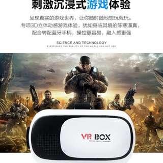 🚚 送藍芽手把VR Box 3D眼鏡 Case  VR眼鏡 藍牙搖桿