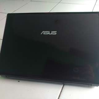 Laptop Design And Game Asus K43 Ram 2 Hdd 500 Mulus