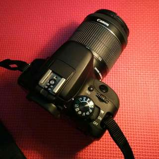 Canon EOS 100D fullset like new