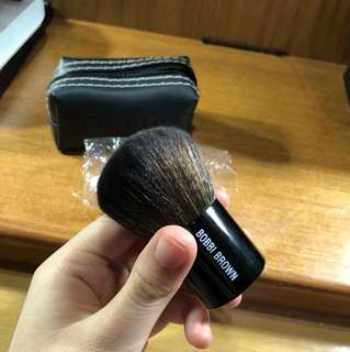Kabuki powder brush bobbi brown