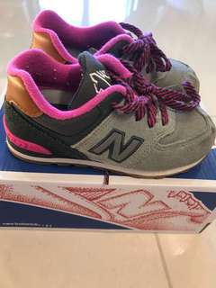 New Balance Kids Shoes in VGUC (100% Authentic)