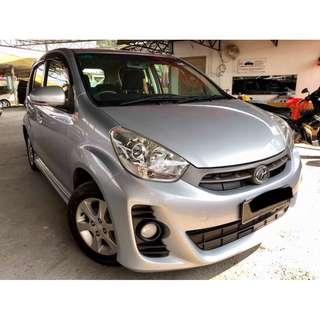 2014 Perodua MyVi 1.3 (A)SE FUL SVC RECORD PERODUA