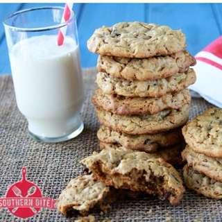 Peanut Butter Lactation Cookie