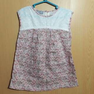 Juana floral blouse
