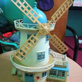 Sylvanian Families Field View Mill by Flair