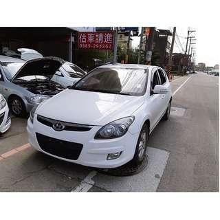 2011 Hyundai i30 旗艦型 實跑7萬