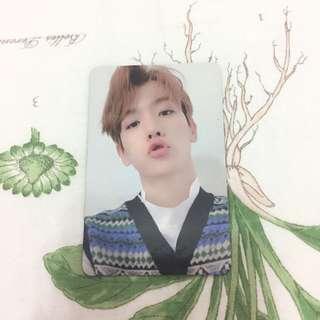 Baekhyun Universe Photocard