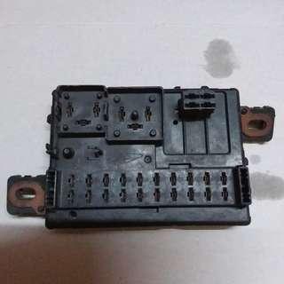 P. Kancil interior fuse box