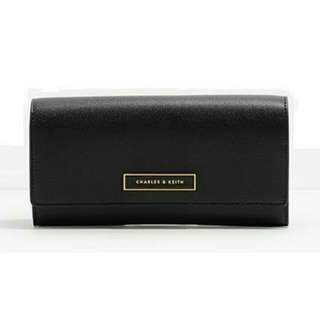 Charles and Keith Long Classic Wallet