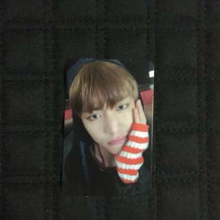BTS YNWA V Official Photocard