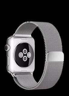 Apple watch strap不銹鋼款表帶 (官方款式)