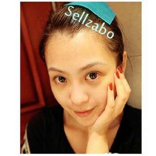 Hold Hair Net Mesh Sellzabo Hold Fringe Not Clips Heads Ladies Girls Women Female Lady