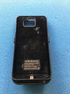 Samsung Note5 Battery Case