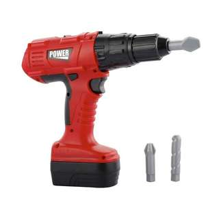 Sound Power Drill Toys