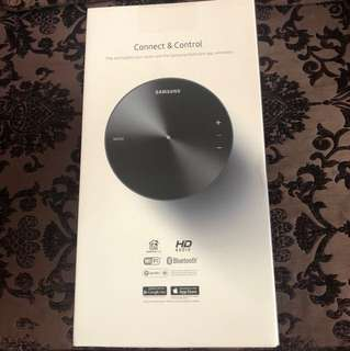 Brand New Samsung wireless audio-360 R1 WAM1500(sealed)
