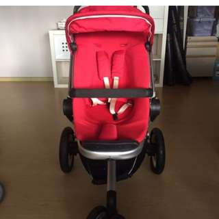 Preloved Quinny Buzz Jogger Stroller - excellent condition