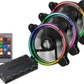 Enermaxx T.B RGB Fans
