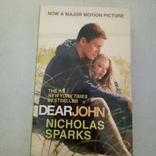 Nicholas Sparks- Dear John