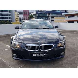BMW 650i Coupe Auto