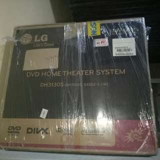 Lg home theater system (dh3130s)