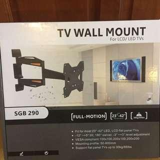 BRAND NEW IN BOX! Titan SGB 290 TV wall mount bracket