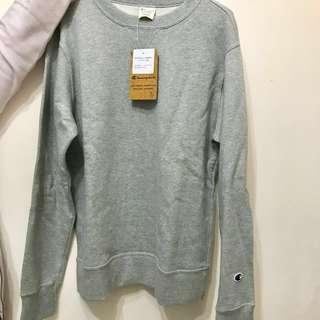 🆕Champion grey Pullover