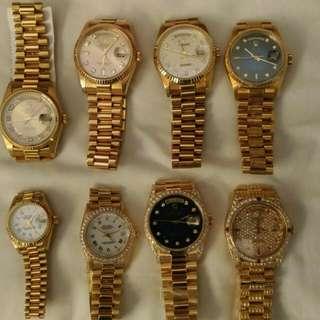 收購二手錶、機械錶、鑽石、黄金、珠寶、精品