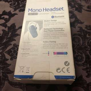 Brand New Samsung Mono Headset HM1300 bluetooth(sealed)